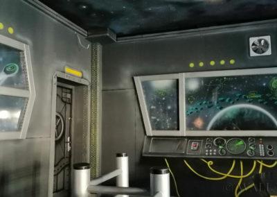 statek kosmiczny - recepcja