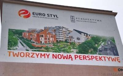 330. Mural reklamowy
